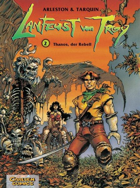 Lanfeust von Troy 02: Thanos, der Rebell als Buch