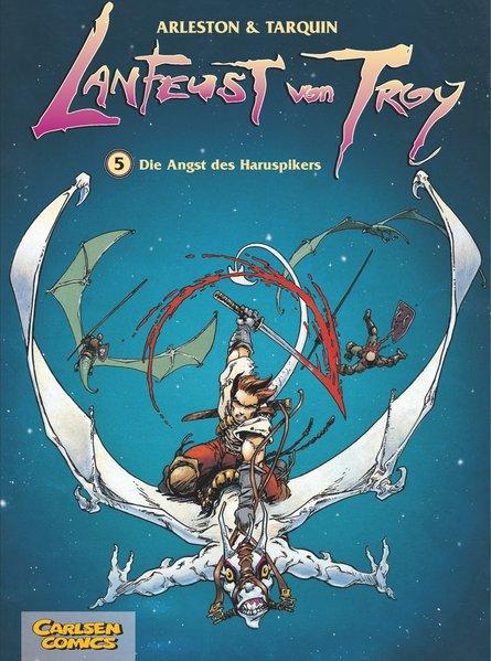Lanfeust von Troy 05: Die Angst des Haruspikers als Buch
