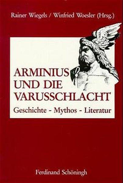 Arminius und die Varusschlacht als Buch von