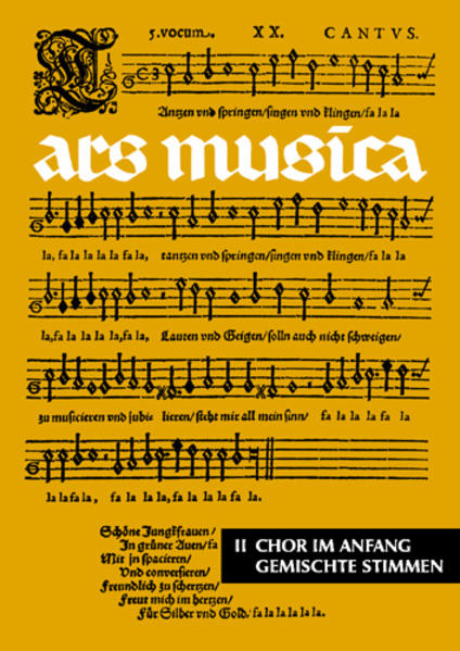ars musica 2 als Buch (Ledereinband)