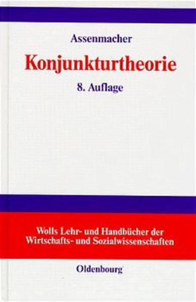 Konjunkturtheorie als Buch (gebunden)
