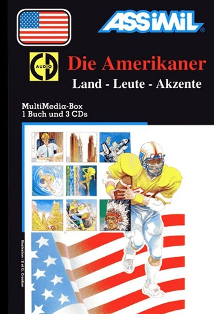 Assimil. Die Amerikaner. Inkl. CDs als Buch