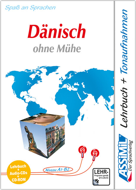Assimil. Dänisch ohne Mühe. Multimedia-PLUS. Lehrbuch und 4 Audio CDs und CD-ROM für Win 98 / ME / 2000 / XP als Hörbuch