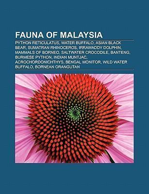Fauna of Malaysia als Taschenbuch von