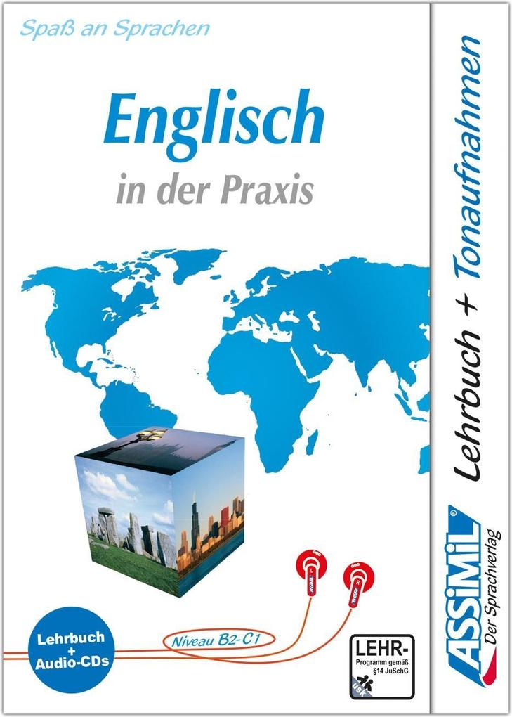 Assimil-Methode. Englisch in der Praxis für Fortgeschrittene. CD MultiMedia-Box als Buch