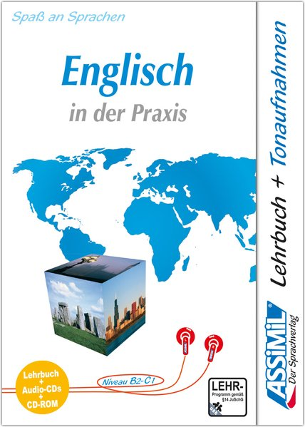 Assimil-Methode. Englisch in der Praxis. Super-Pack als Hörbuch
