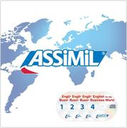 Assimil-Methode. English for the Business World. 4 CDs