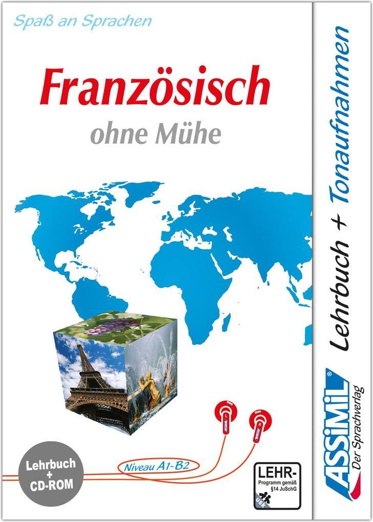 Assimil. Französisch ohne Mühe. Multimedia-PC. Lehrbuch und CD-ROM für Windows als Software