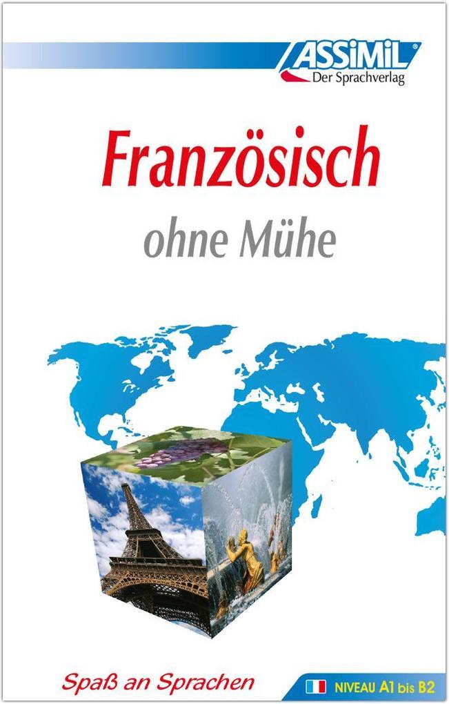 Assimil. Französisch ohne Mühe. Lehrbuch als Buch