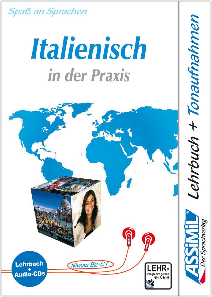 ASSiMiL Selbstlernkurs für Deutsche. Italienisch in der Praxis. CD MultiMedia-Box als Buch