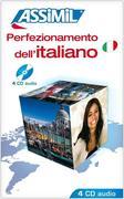 Assimil-Methode. Italienisch in der Praxis. 4 CDs