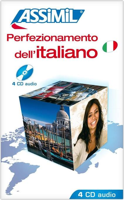 Assimil-Methode. Italienisch in der Praxis. 4 CDs als Hörbuch