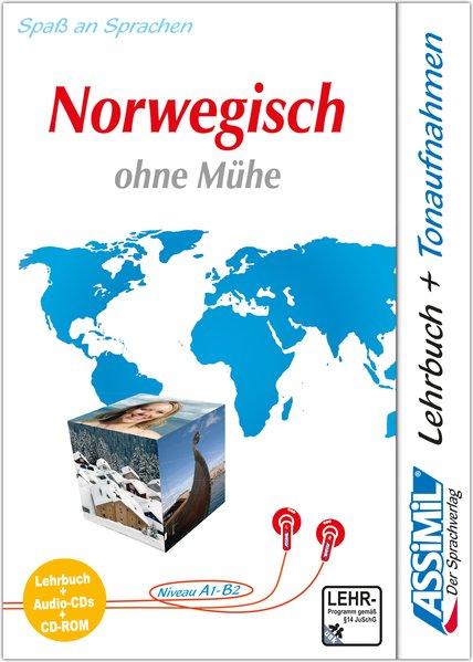 ASSiMiL Norwegisch ohne Mühe - PC-Plus-Sprachkurs - Niveau A1-B2 als Software