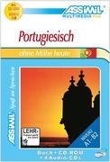 Assimil. Portugiesisch ohne Mühe heute. Multimedia-PLUS. Lehrbuch und 4 Audio CDs und CD-ROM für Win 98 / ME / 2000 / XP