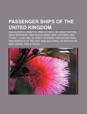 Passenger ships of the United Kingdom als Tasch...