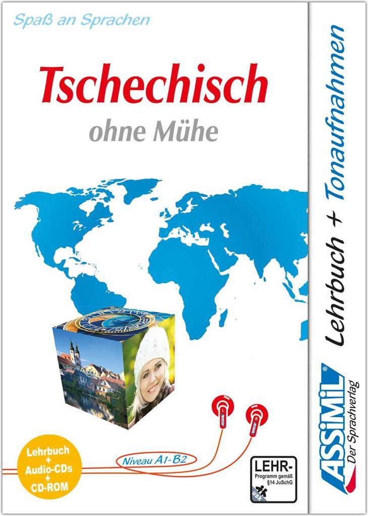 Assimil. Tschechisch ohne Lehrbuch und 4 Audio CDs und CD-ROM für Win 98 / ME / 2000 / XPMühe. Multimedia-PLUS. als Software
