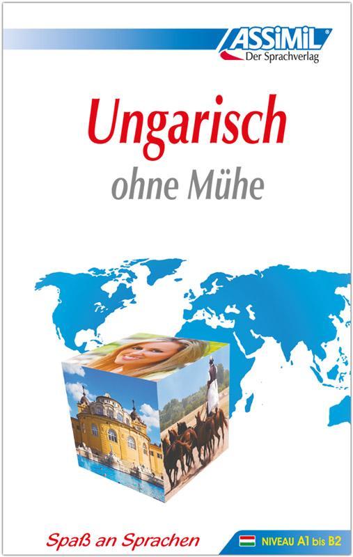 Assimil. Ungarisch ohne Mühe. Lehrbuch als Buch (gebunden)