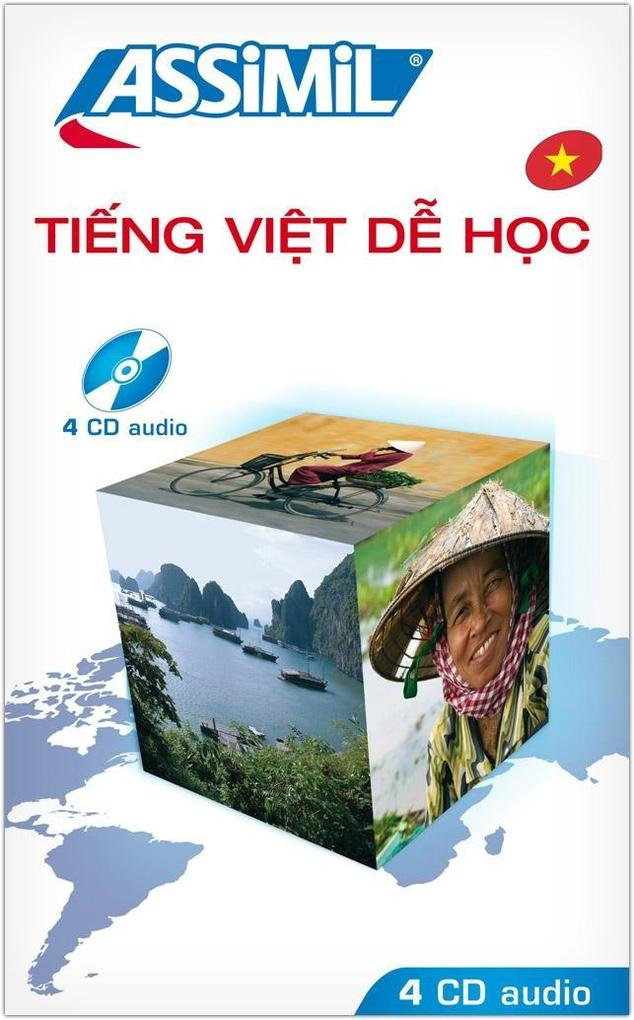 Assimil-Methode. Vietnamesisch ohne Mühe. 4 CDs als Hörbuch