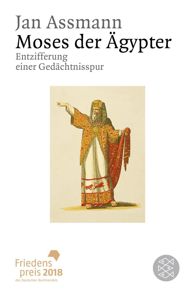 Moses der Ägypter als Taschenbuch