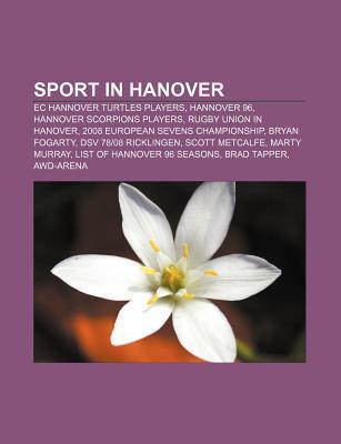 Sport in Hanover als Taschenbuch von