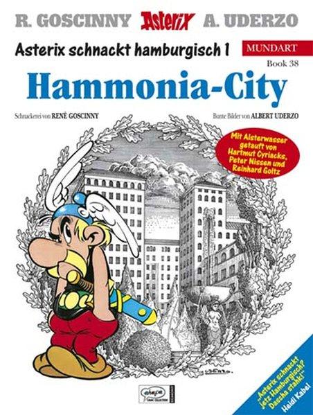 Asterix Mundart 38. Hammonia-City als Buch