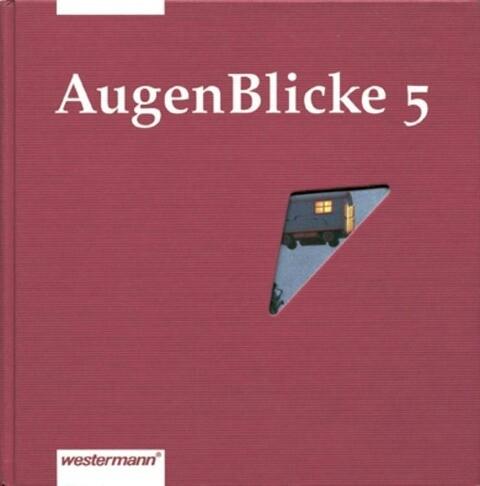 AugenBlicke 5. Lesebuch als Buch