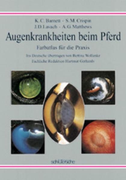 Augenkrankheiten beim Pferd als Buch