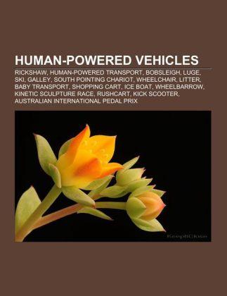 Human-powered vehicles als Taschenbuch von