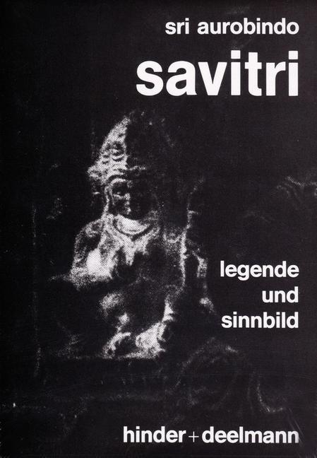 Savitri als Buch
