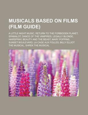 Musicals based on films (Film Guide) als Tasche...