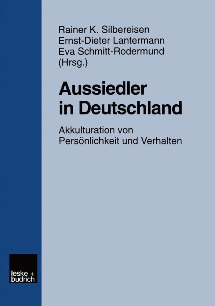 Aussiedler in Deutschland als Buch