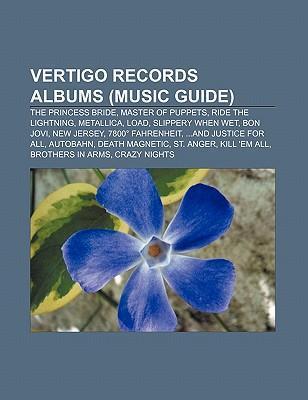 Vertigo Records albums (Music Guide) als Tasche...