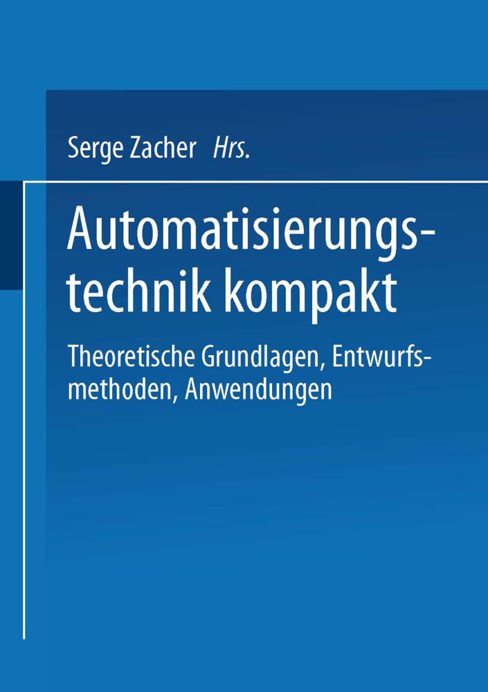 Automatisierungstechnik kompakt als Buch (kartoniert)