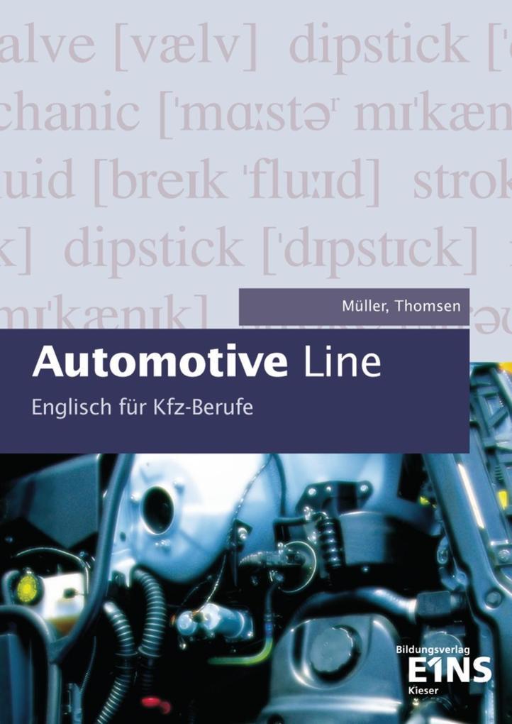 Automotive Line als Buch