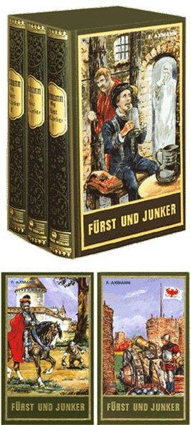 Fürst und Junker 1/3 als Buch