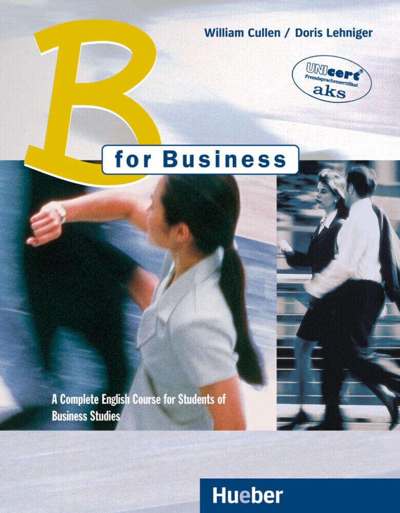 B for Business. Lehrbuch als Buch