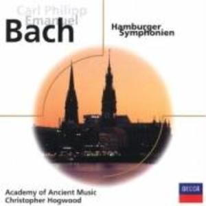 Hamburger Symphonien.1-6 als CD