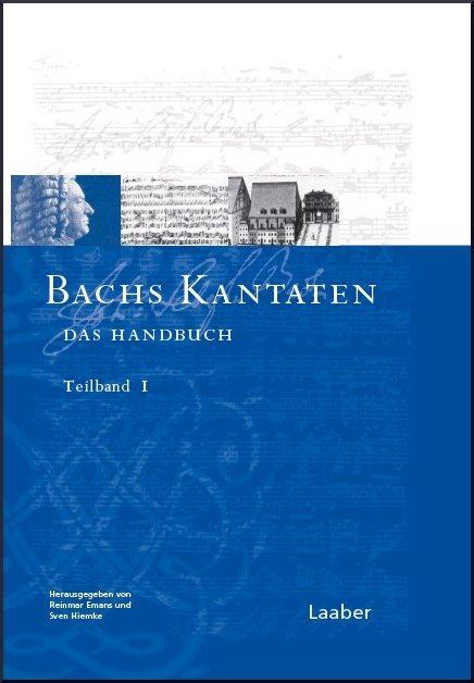 Bach-Handbuch. Kantaten als Buch