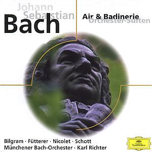 Orchestersuiten 1-4 BWV 1066-69/+ als CD