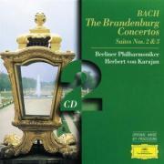 Brandenburgische Konzerte 1 - 6 / Suiten Nr. 2, 3. Zwei Klassik-CDs als CD
