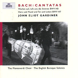 Kantaten BWV 140,147 als CD
