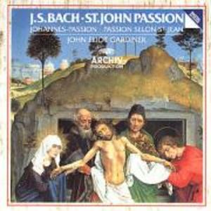 Johannes-Passion (GA) als CD