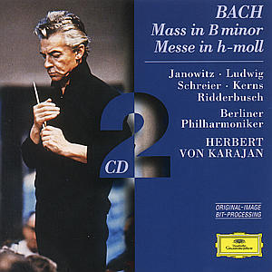 Messe h-moll BWV 232 als CD