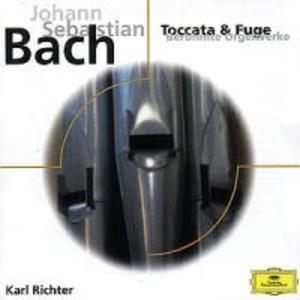 Orgelwerke als CD
