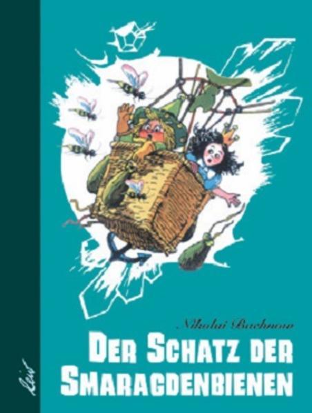 Der Schatz der Smaragdbienen als Buch