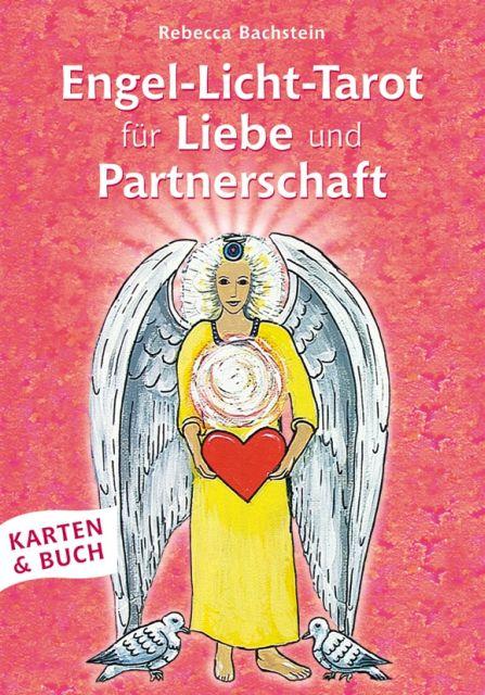 Engel-Licht-Tarot für Liebe und Partnerschaft. Set als Buch