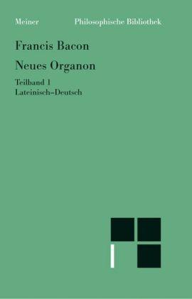 Neues Organon 1 als Buch
