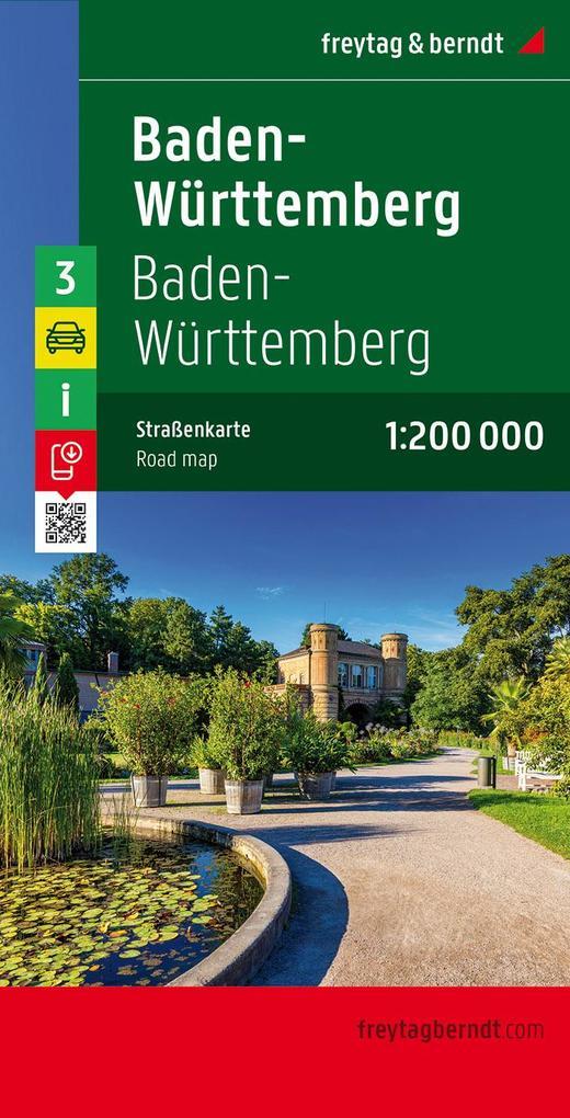 Deutschland 03 Baden-Württemberg 1 : 200 000 als Buch