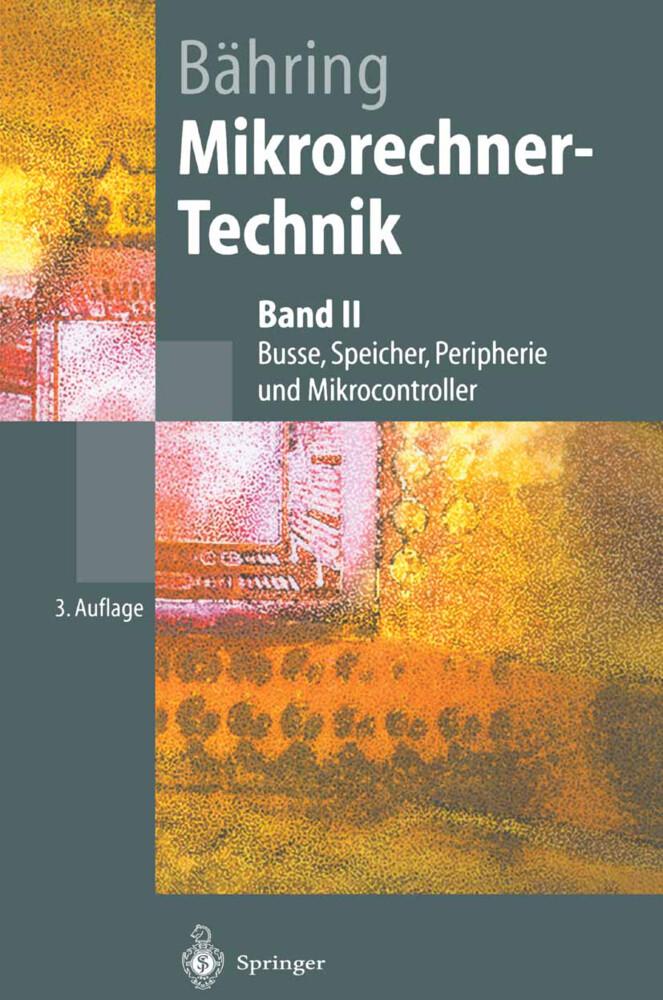 Mikrorechner-Technik 2 als Buch