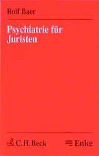 Psychiatrie für Juristen als Buch